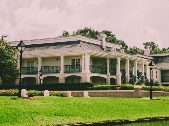Jolene Stays at Port Orleans Riverside Resort