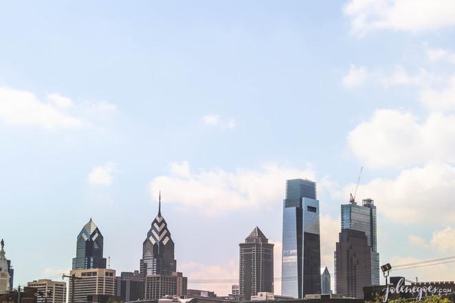 Jolene goes to Philadelphia