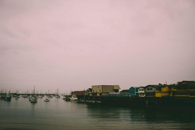 Jolene goes to Carmel & Monterey