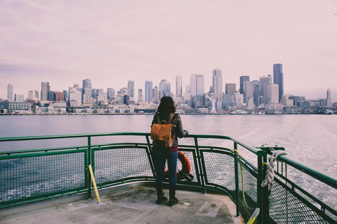 Jolene goes to Seattle