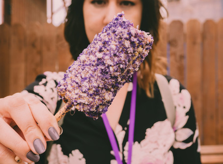 Jolene goes to the Boysenberry Festival 2019