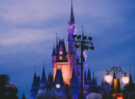 Jolene goes to Disney's Magic Kingdom