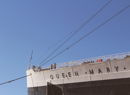 Jolene Goes to the Queen Mary