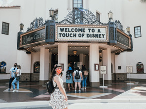 Jolene goes to A Touch of Disney