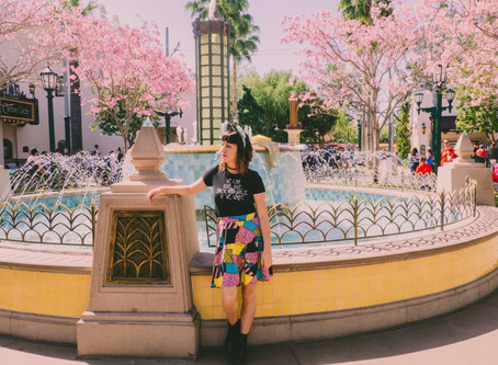 Photo Diary: Jolene goes to Disney California Adventure
