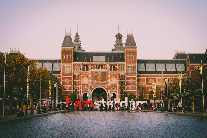 Jolene goes to Amsterdam