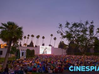 Jolene Goes to a Cinespia Screening