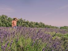Jolene goes to the Lavender Festival 2019