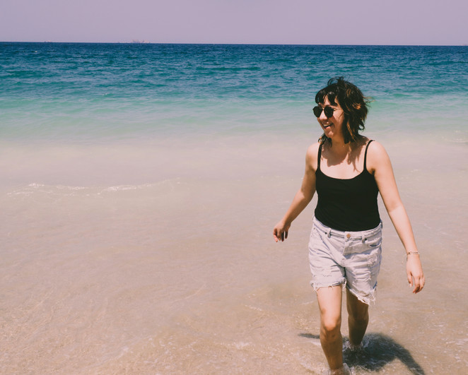 Jolene goes to Costa Rica: Brasilito, Conchal, and Tamarindo