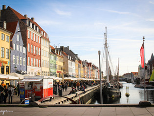 Jolene goes to Copenhagen