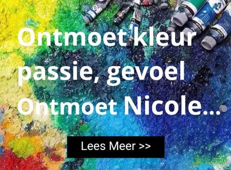 Nieuwe Website! nicolevanherpen.com