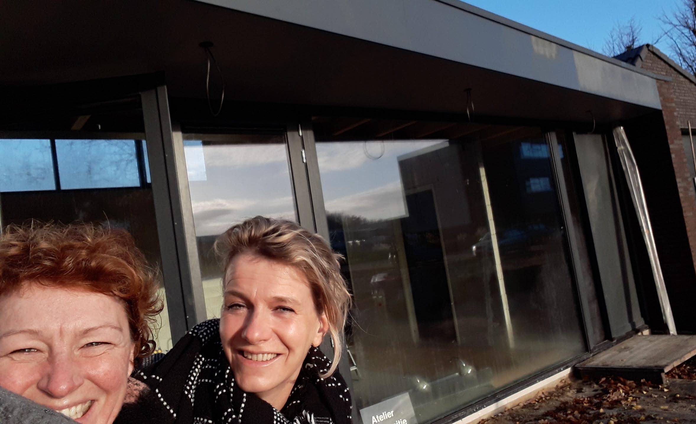 1e dag samen in 't Kunsthuis 20 nov. 2020!
