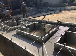 cement verdelen