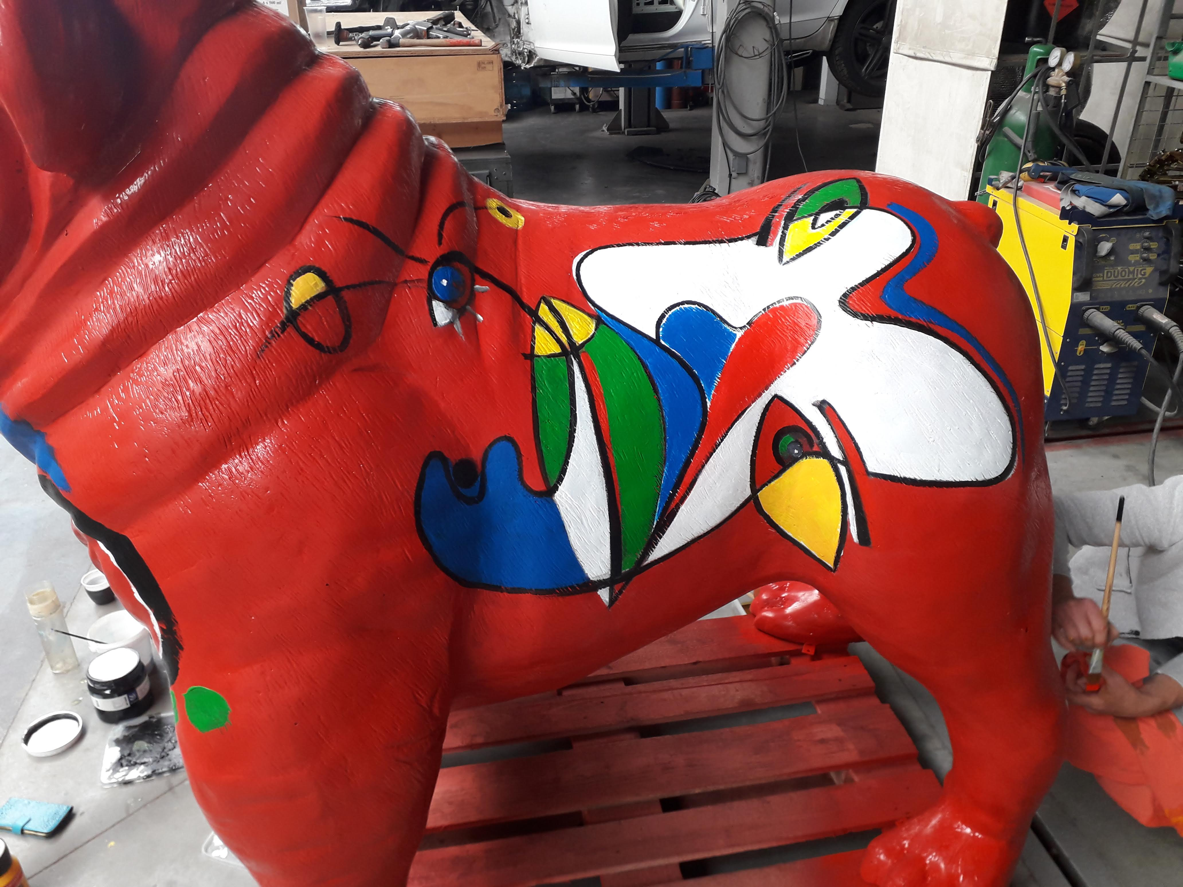 Bulldog polyester
