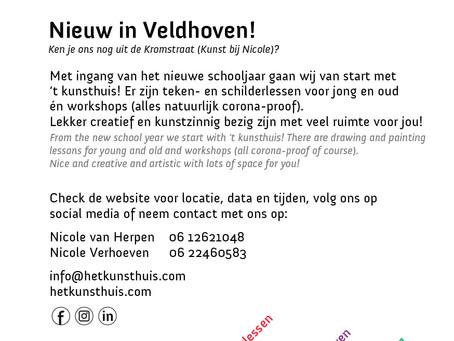 Nieuw in Veldhoven!