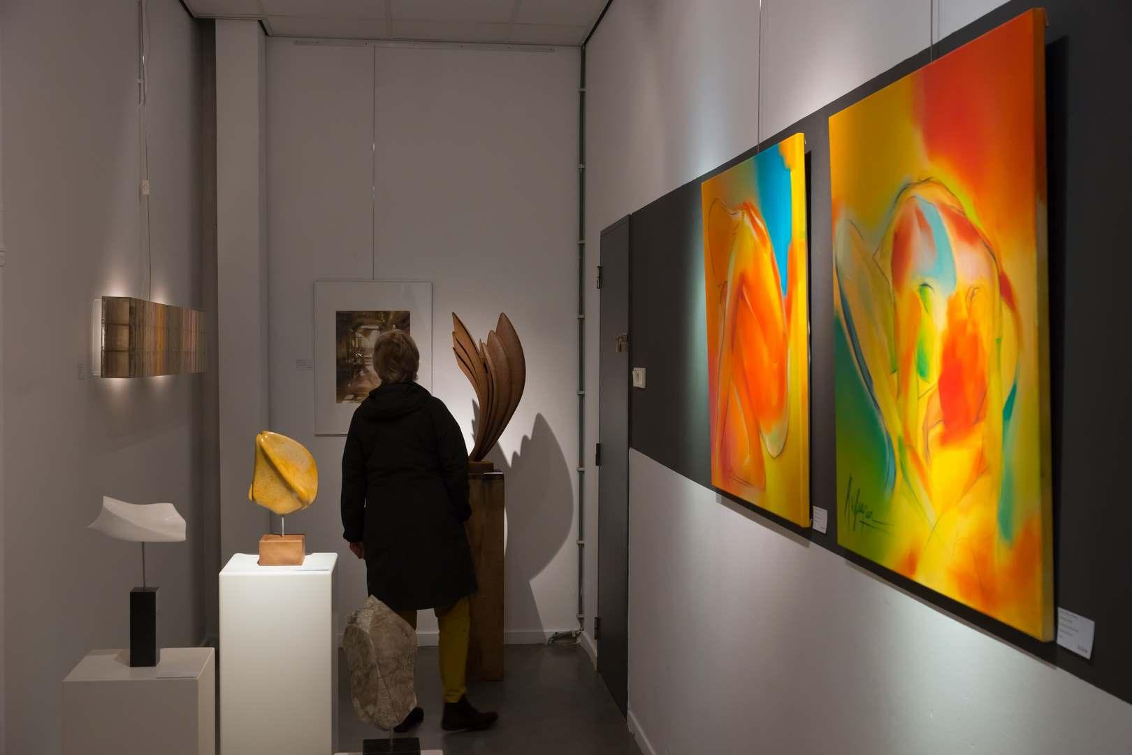 Galerie De Ruimte 2017