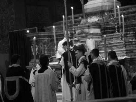 Vendredi Saint à Florence