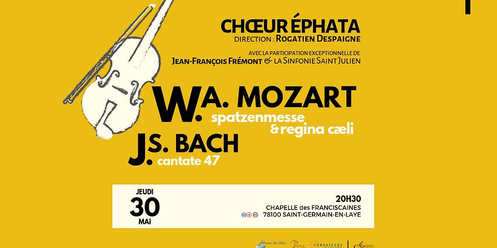 Bach & Mozart à Saint-Germain-en-Laye