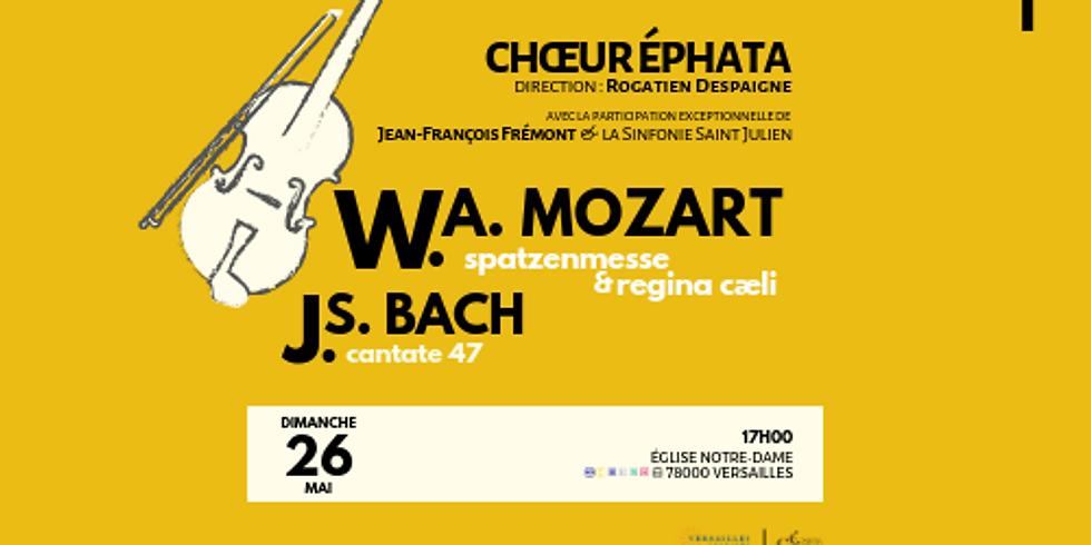 Bach & Mozart à Versailles