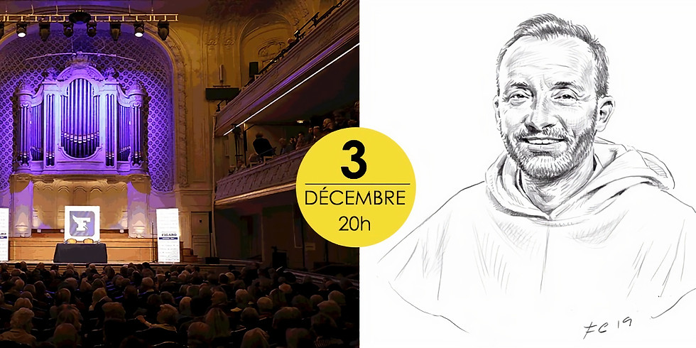 Le Chœur Éphata & le Figaro à la Salle Gaveau
