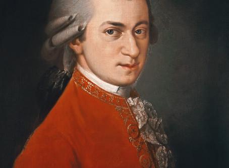 Petite biographie de Mozart