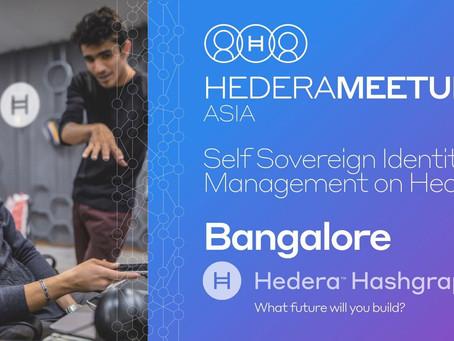 GBA India – Hedera Hashgraph Bangalore Meet Up 28th February 2020
