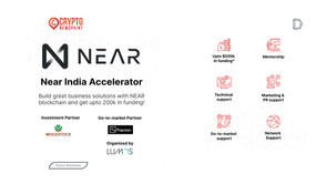 NEAR Protocol Launches Its First India Accelerator To Strengthen The Blockchain Startup Ecosystem In