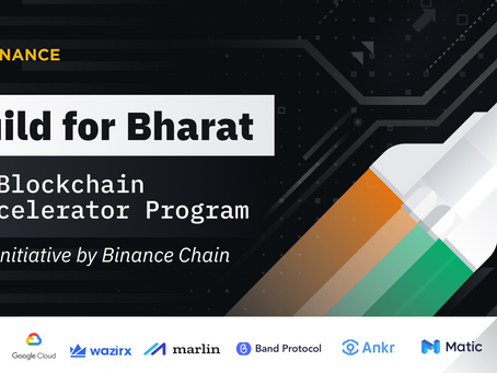 """Binance launches """"Build For Bharat""""; first DeFi-focused Hackathon in India"""