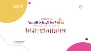 International Women's Day Summit 2021: Amplifying Her Voice