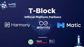 Matic Network, Harmony and æternity join Telangana Blockchain District's Accelerator program as Offi