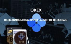 OKEx Announces Mainnet Launch Of OKExChain, OKT Initial Minting Session For OKB Holders Via Jumpstar
