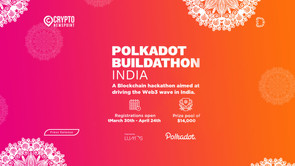 Web3 Foundation expands their Blockchain developer Ecosystem  to India with Polkadot, the Next-Gener