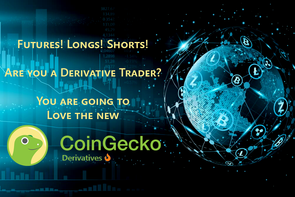 CoinGecko Releases Cryptocurrency Derivatives Section