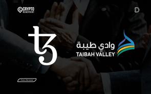 KSA Nisbah Capital Subsidiary Of Taibah Valley Has Joined Tezos Blockchain Ecosystem