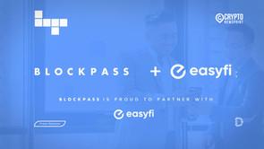 Blockpass Provides Powerful On-chain KYC(TM) Utility For EasyFi DeFi Lending Platform