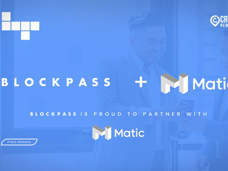 Blockpass And Matic Announce Integration