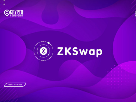 ZKSwap Launches Mining Events with $20+ Million Prize Pool, Publishes 2021 Roadmap