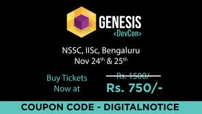 Bangalore to host India's largest Blockchain  Developer Conference- Genesis DevCon