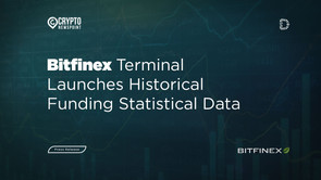Bitfinex Terminal Launches Historical Funding Statistical Data