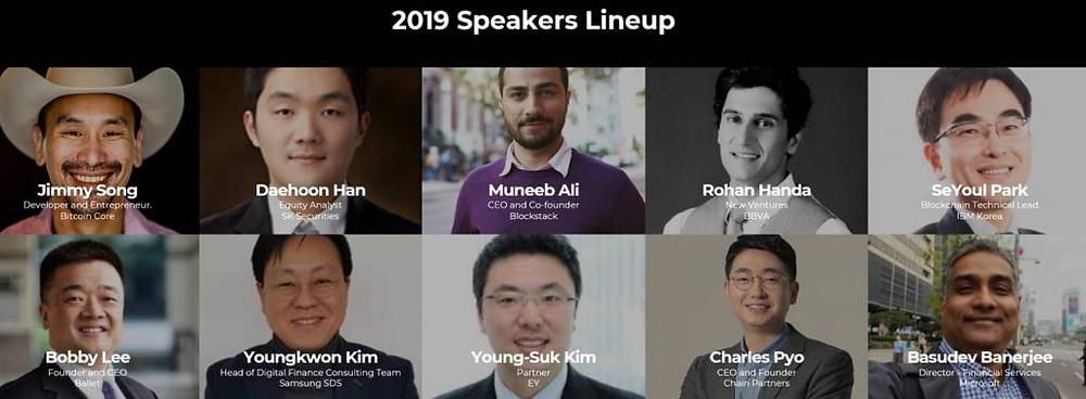Techfin Asia Speakers