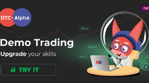 Risk-Free Trading: BTC-Alpha Exchange Gives Away Cryptocurrency for Demo Trading
