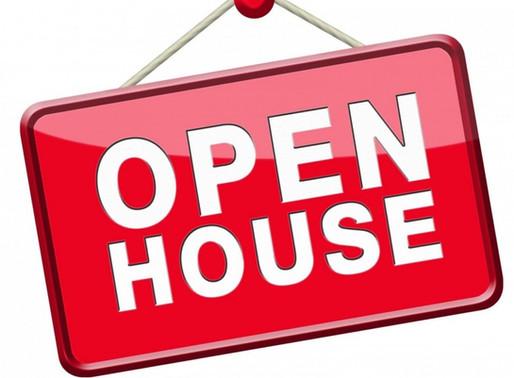 Que es un OPEN HOUSE? ● What is an OPEN HOUSE?
