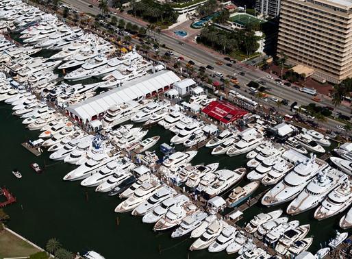 Show Náutico de Miami ● Miami Boat Show