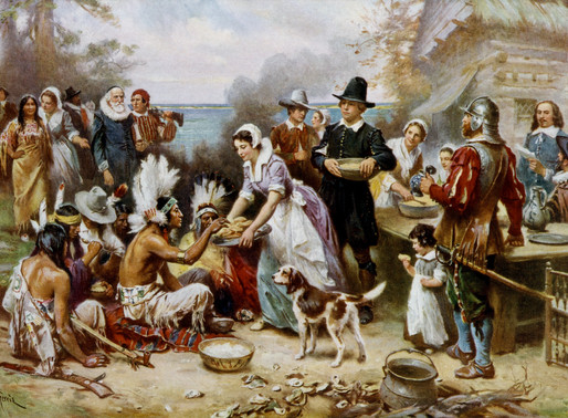Día de Acción de Gracias ● Thanksgiving Day