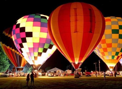 Globos Aerostáticos en Homestead Florida ● Hot Air balloon in Homestead Florida