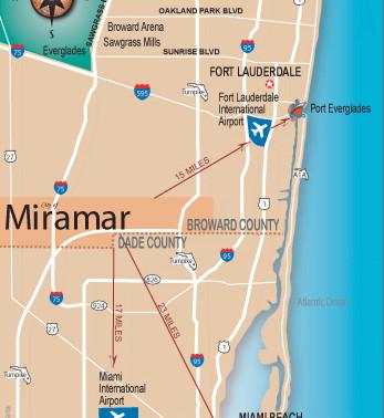 Ciudad de Miramar ● City of Miramar