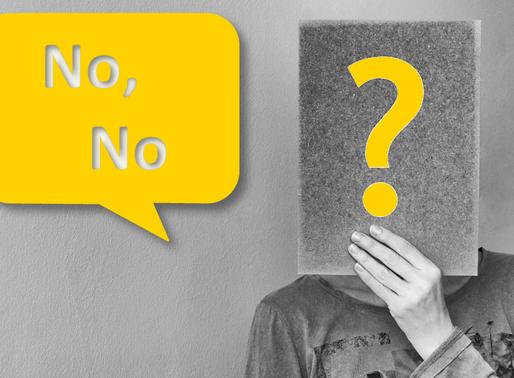 Los No-No de comprar una propiedad financiada ● The No-No of buying a finance's property
