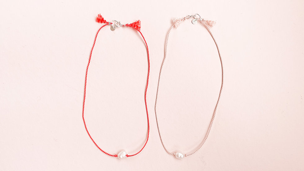 The Floating Pearl Anklet