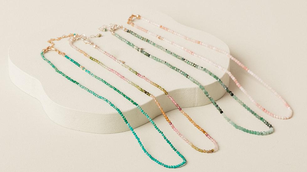 The Gemstone Necklace