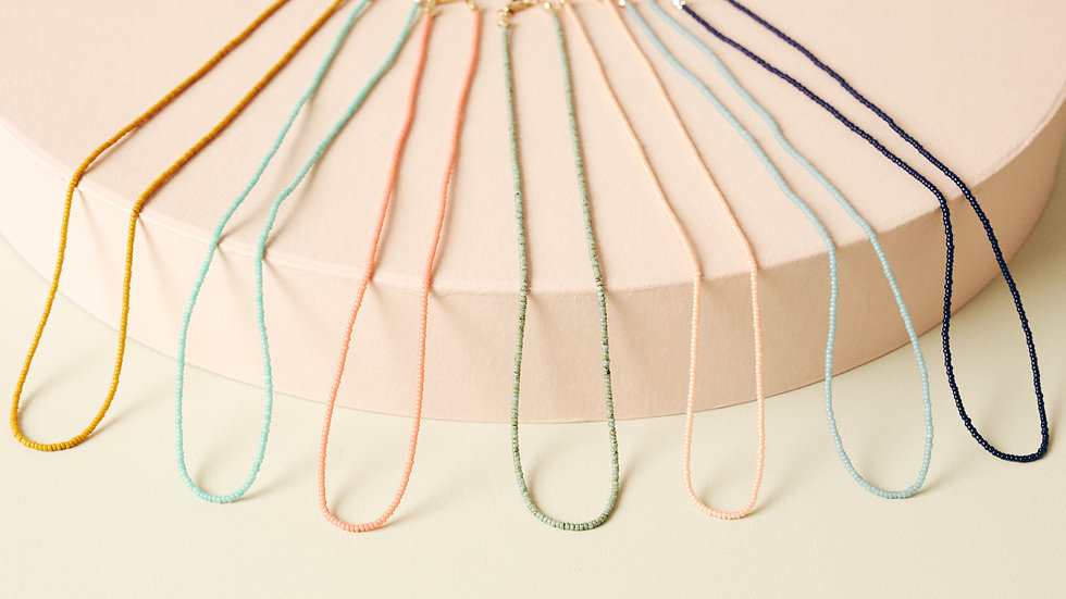 """The Classic Necklace 